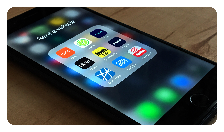 Header Bild! Ausleihen per App!