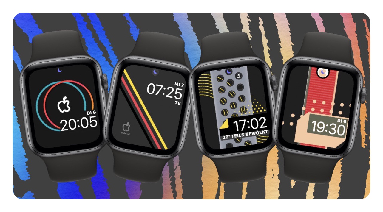 Header Image - Apple Watch 6 Faces