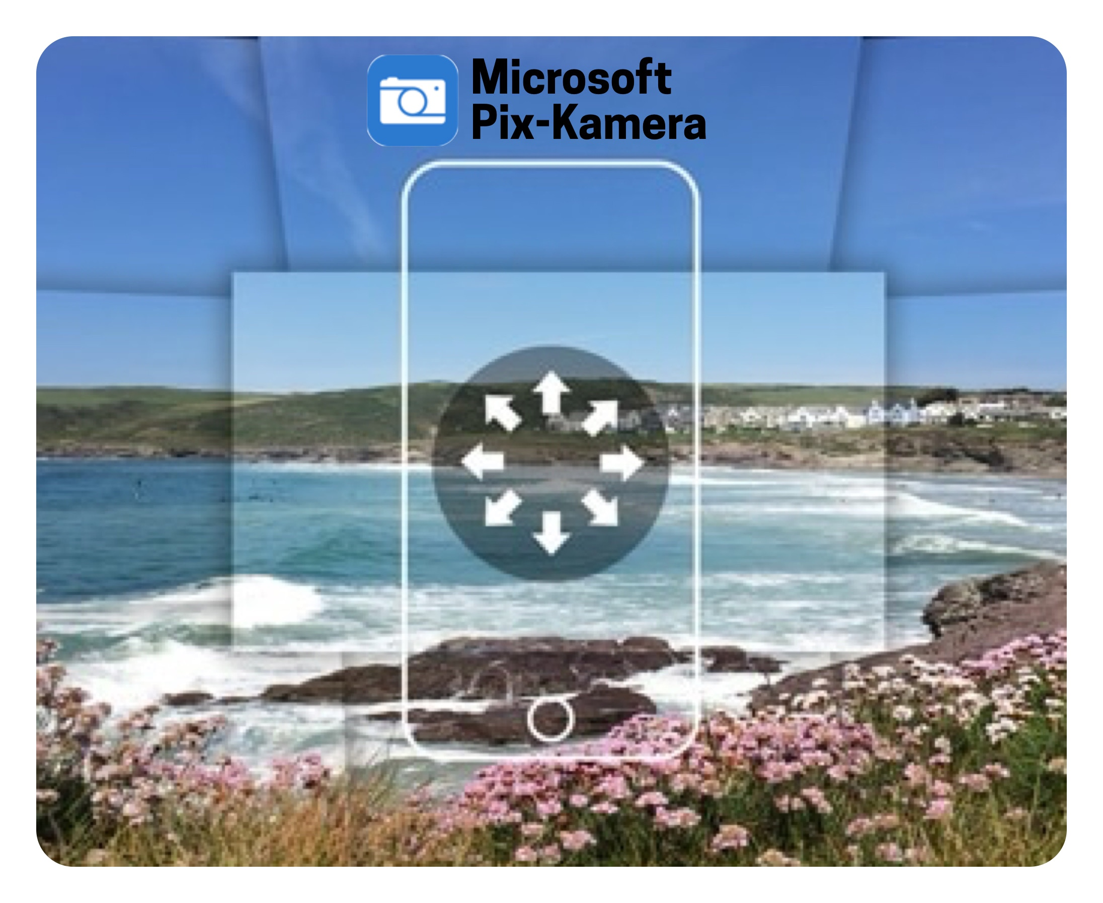 Titelbild - Microsoft PIX App